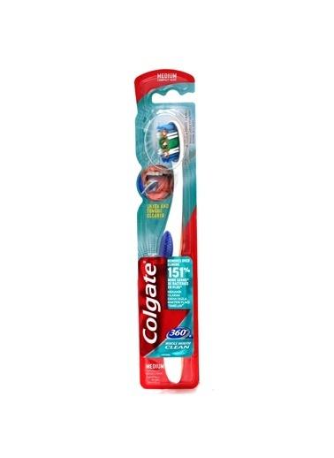 Colgate Diş Fırçası 360 Whole Mouth Clean,RNKSZ Renksiz